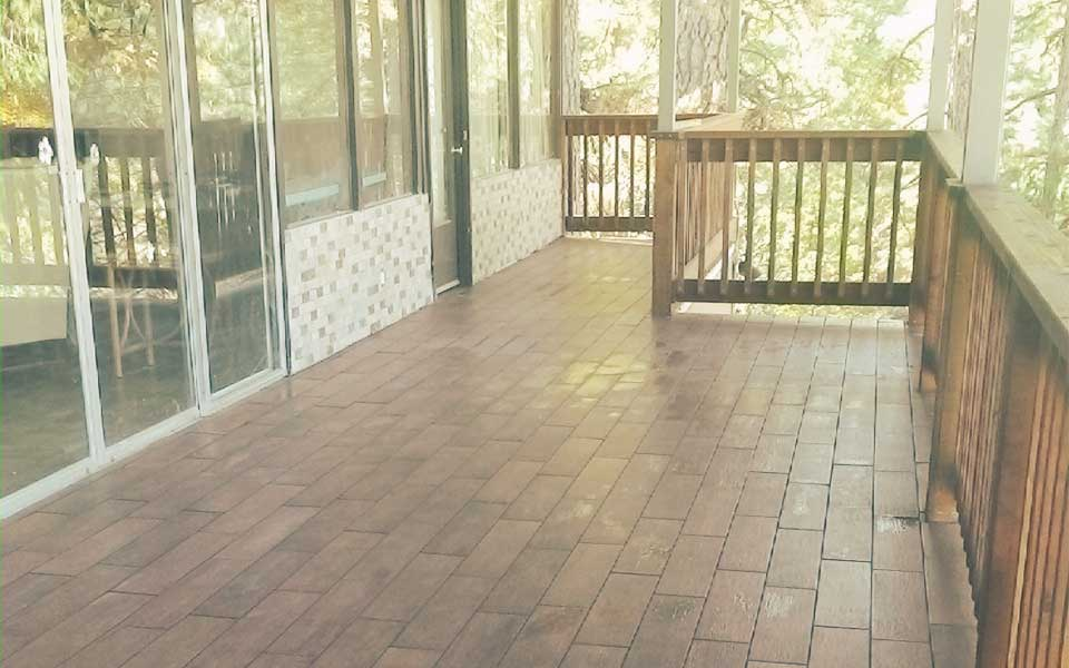 Jones Valley Redding Ca Wood Plank Tile960