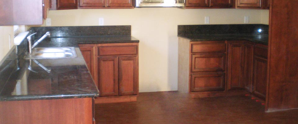 Granite Custom Kitchen Counter Tops in Redding, CA by EC Tile