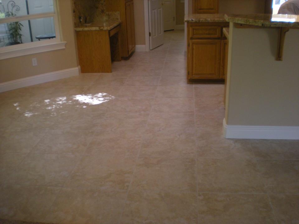 Redding, CA custom kitchens including tile and granite