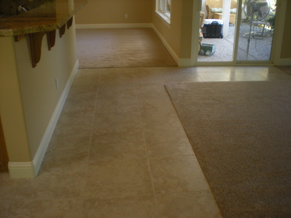 Reddingtilemediatile And Carpet Floor Re